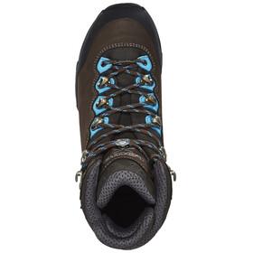 Lowa Mauria GTX Shoes Women slate/turquoise